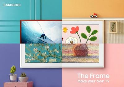 सैमसंग ने द फ्रेम टीवी के नवीनतम संस्करण का अनावरण किया 1