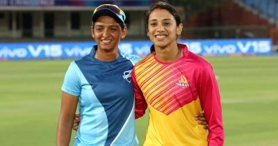 पांच भारतीय महिला क्रिकेटर द 100 में खेलेंगी 1