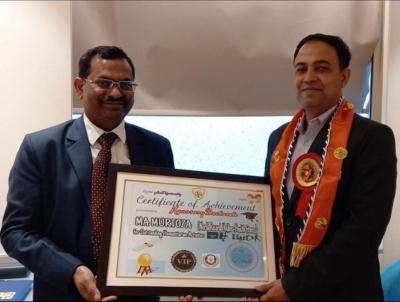 भारत को स्वस्थ और हार्दिक बनाने के मिशन पर निकले गिनीज रिकॉर्ड होल्डर 1