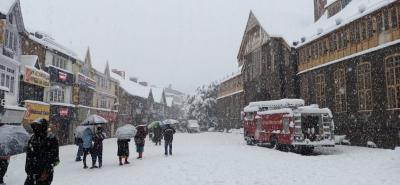 हिमाचल में प्रतिबंधों में ढील मिलते ही पर्यटन में आई तेजी 1