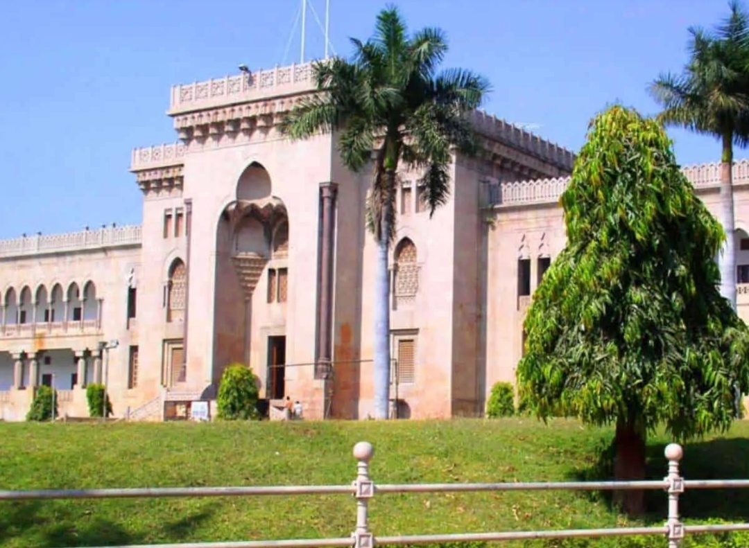 उस्मानिया यूनिवर्सिटी में आज से ऑनलाइन क्लासेस शुरू 11