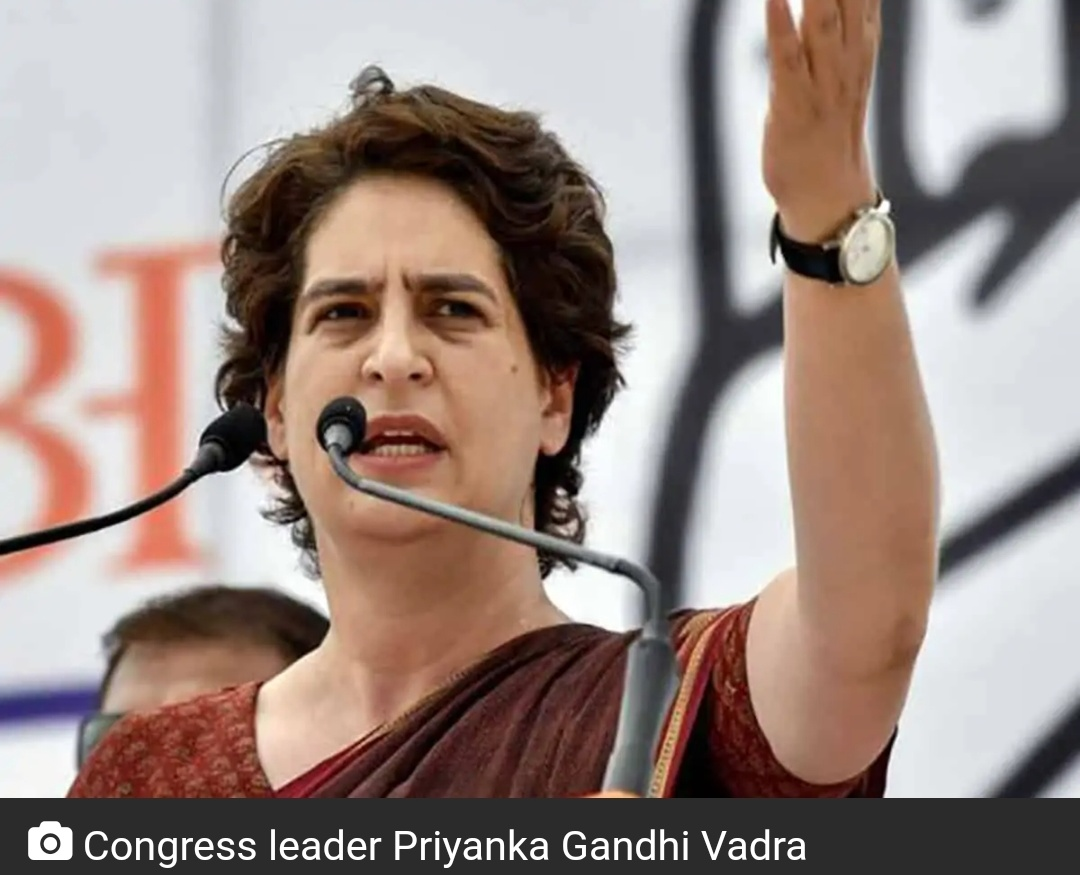 काले फंगस इंजेक्शन मुक्त करें, प्रियंका ने मोदी से की अपील 15