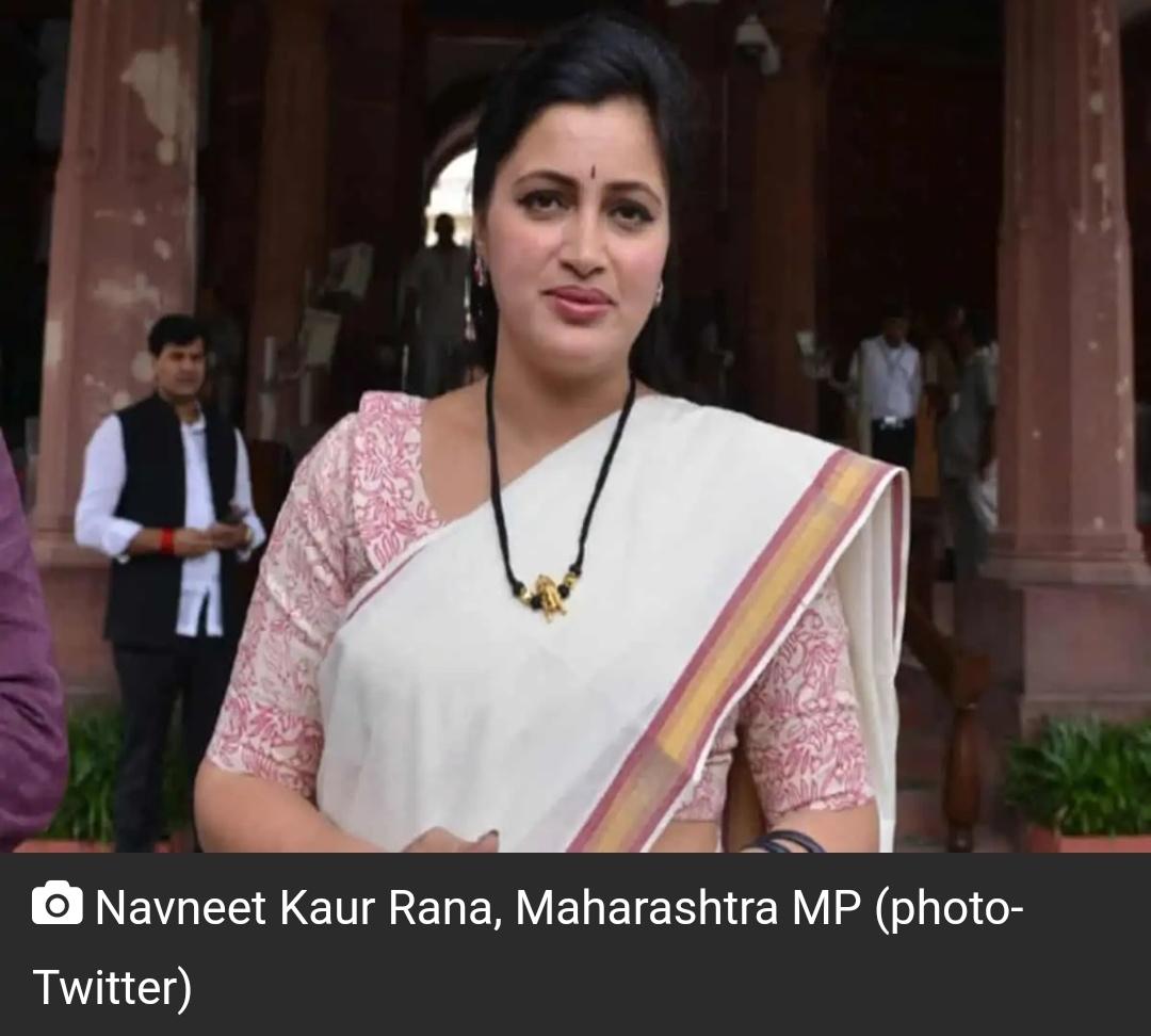 फर्जी जाति प्रमाण पत्र जमा करने पर महाराष्ट्र की सांसद नवनीत कौर पर लगा जुर्माना 18