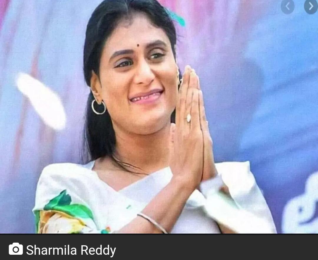 शर्मिला रेड्डी ने इटेला राजेंदर को अपनी पार्टी में शामिल होने के लिए आमंत्रित किया 9