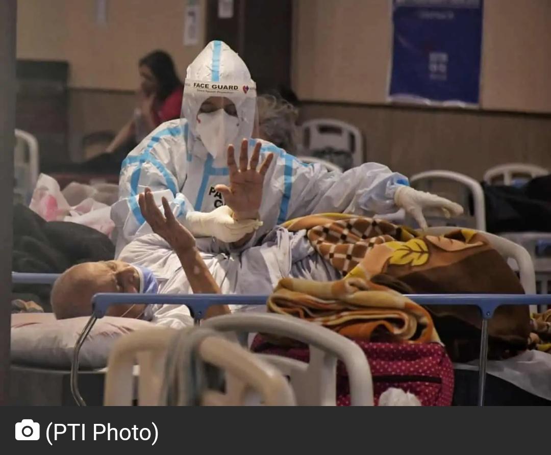 भारत में 80 हजार से अधिक नए COVID-19 मामले, 24 घंटे में 3,303 की मौत! 4