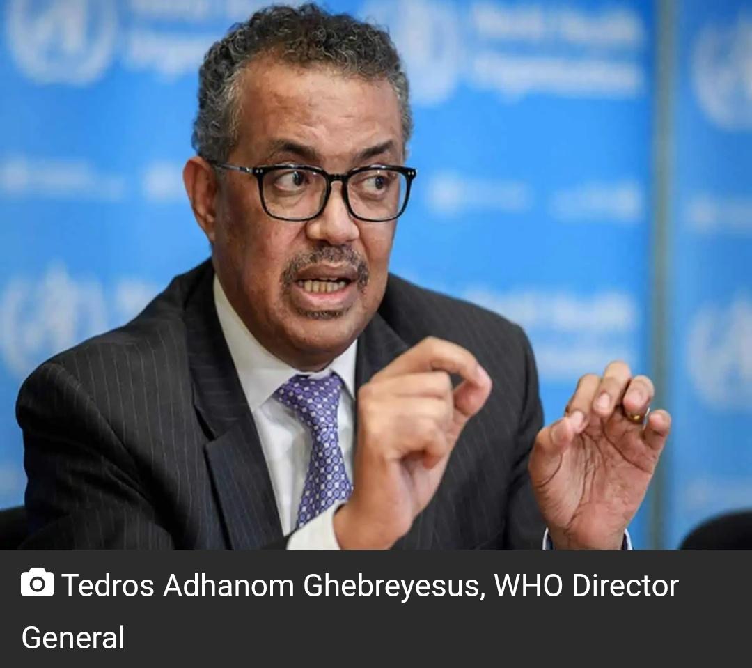 विश्व स्वास्थ्य संगठन प्रमुख ने चीन से COVID-19 की उत्पत्ति की जांच में सहयोग करने को कहा 7