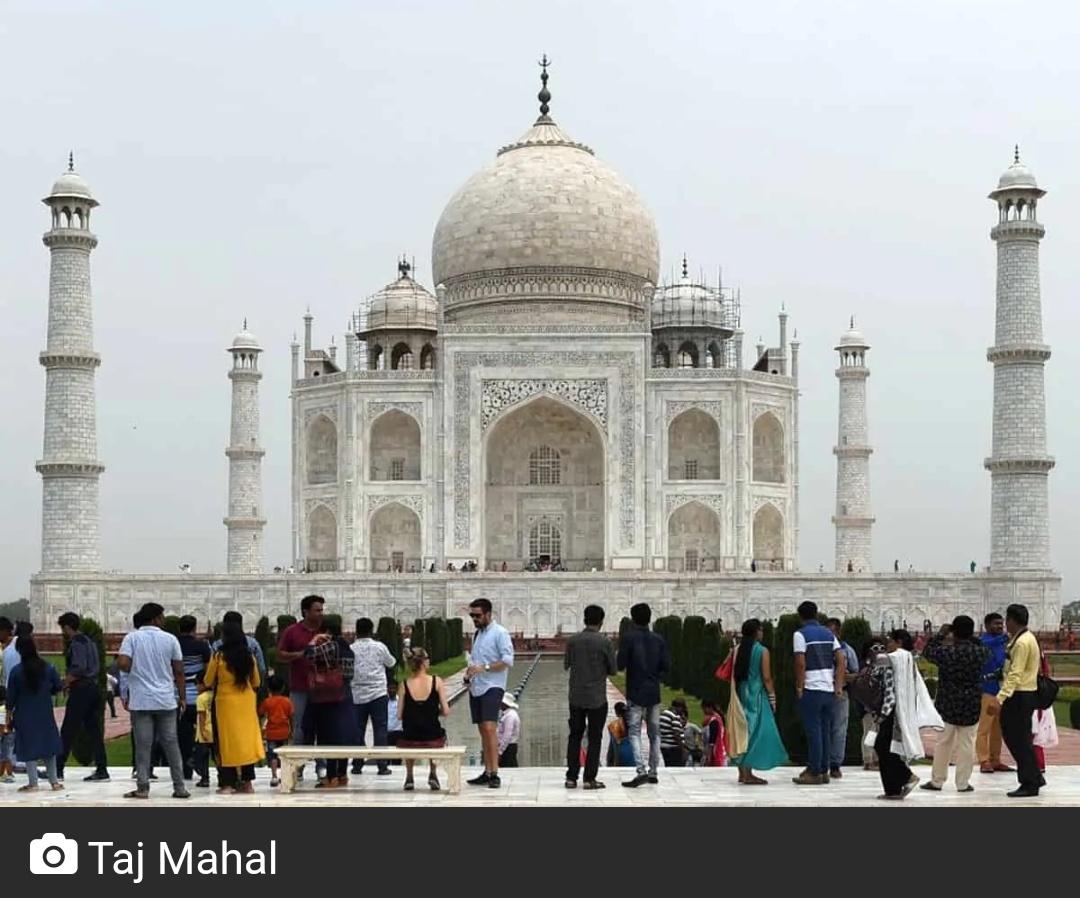 ताजमहल, आगरा के अन्य स्मारक आज फिर से खुलेंगे! 6
