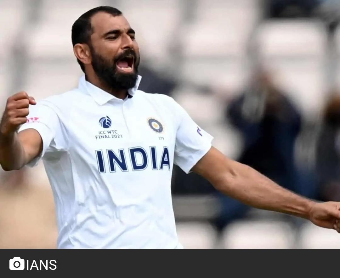 WTC फाइनल: शमी के चार विकेट से न्यूजीलैंड 249 रन पर आउट! 17