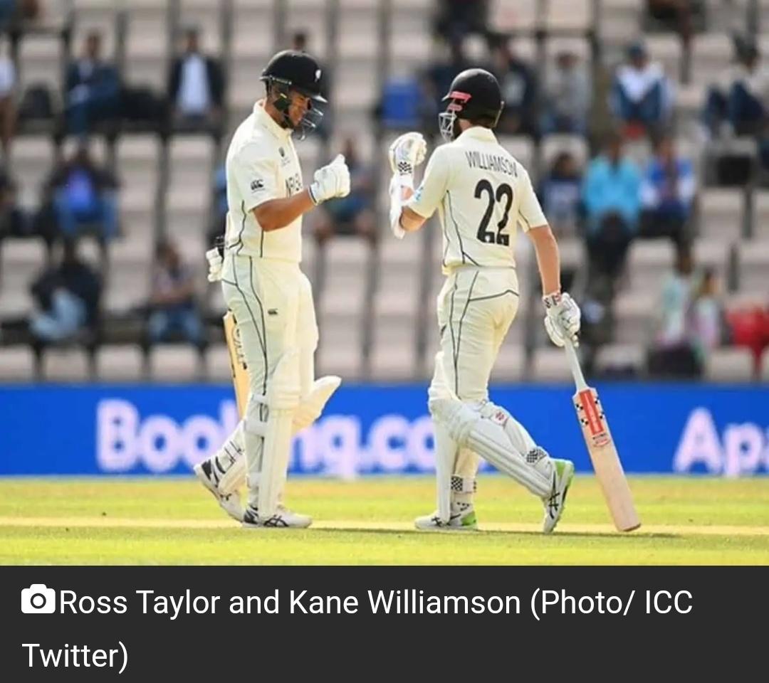 टेलर, विलियमसन की बदौलत न्यूजीलैंड ने भारत को हराकर पहला डब्ल्यूटीसी खिताब जीता! 15