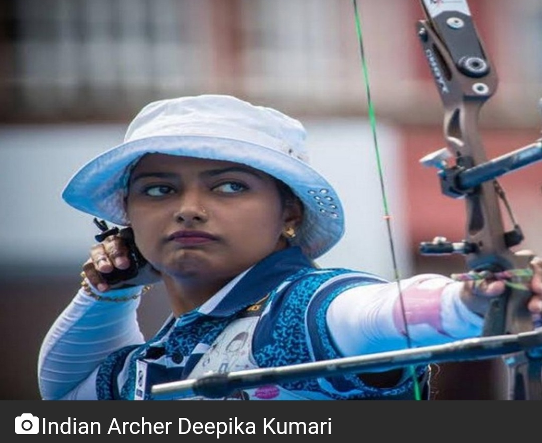 WC में गोल्ड जीतकर आर्चर दीपिका कुमारी बनी वर्ल्ड नंबर 1 11