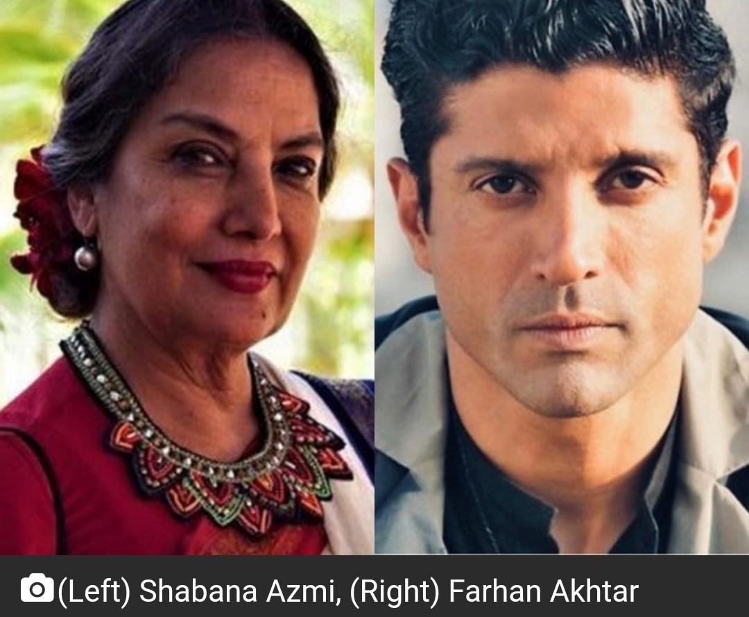 शबाना आजमी, फरहान अख्तर ने सिनेमैटोग्राफ एक्ट में प्रस्तावित संशोधन का किया विरोध 16