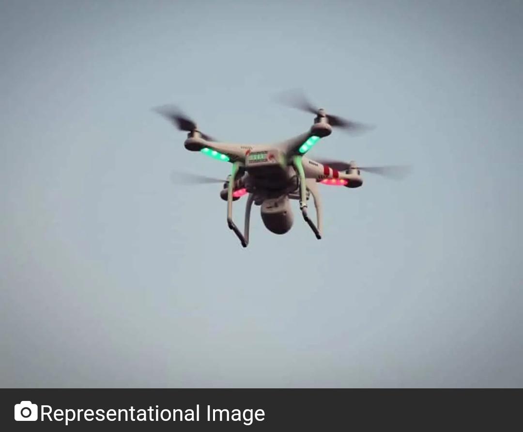 जम्मू में फिर दिखी ड्रोन गतिविधि! 8