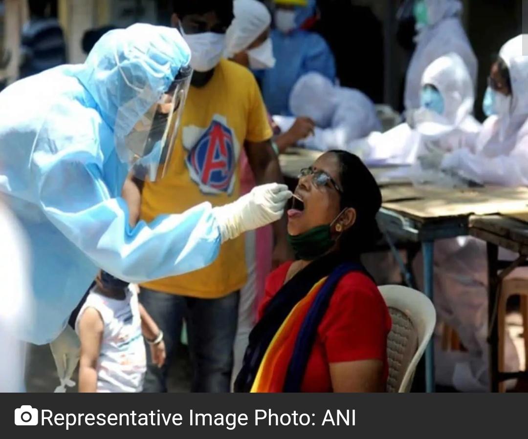 भारत में रोजाना COVID-19 मामलों में मामूली वृद्धि! 14
