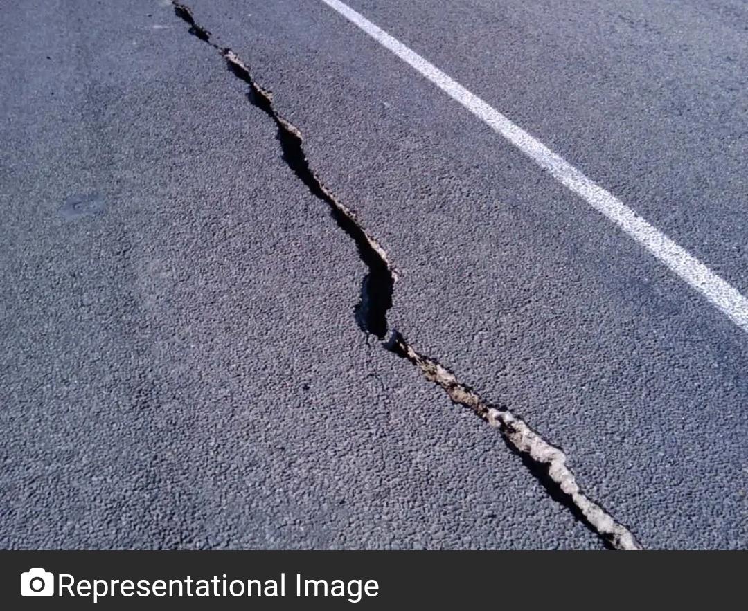 हरियाणा के झज्जर में आया हल्का भूकंप, दिल्ली में महसूस किए गए झटके 5