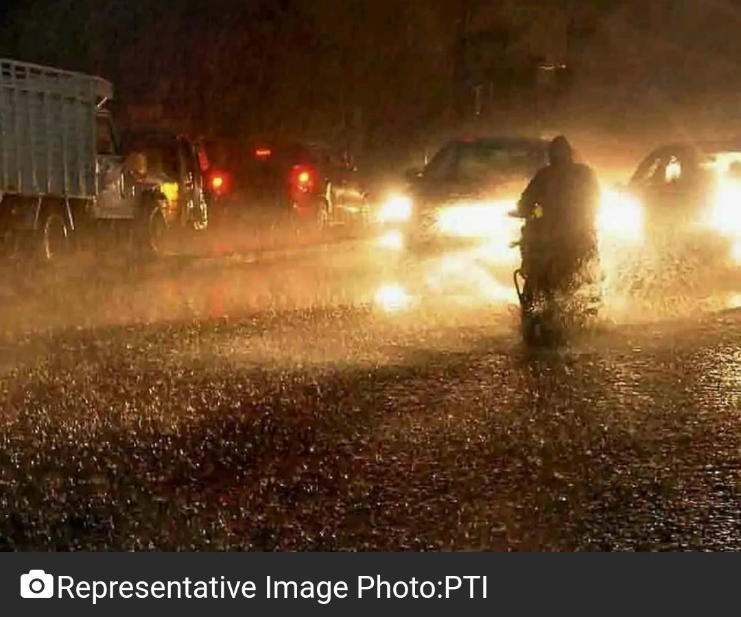 इस शहर में अगले 72 घंटों में भारी बारिश की संभावना! 2