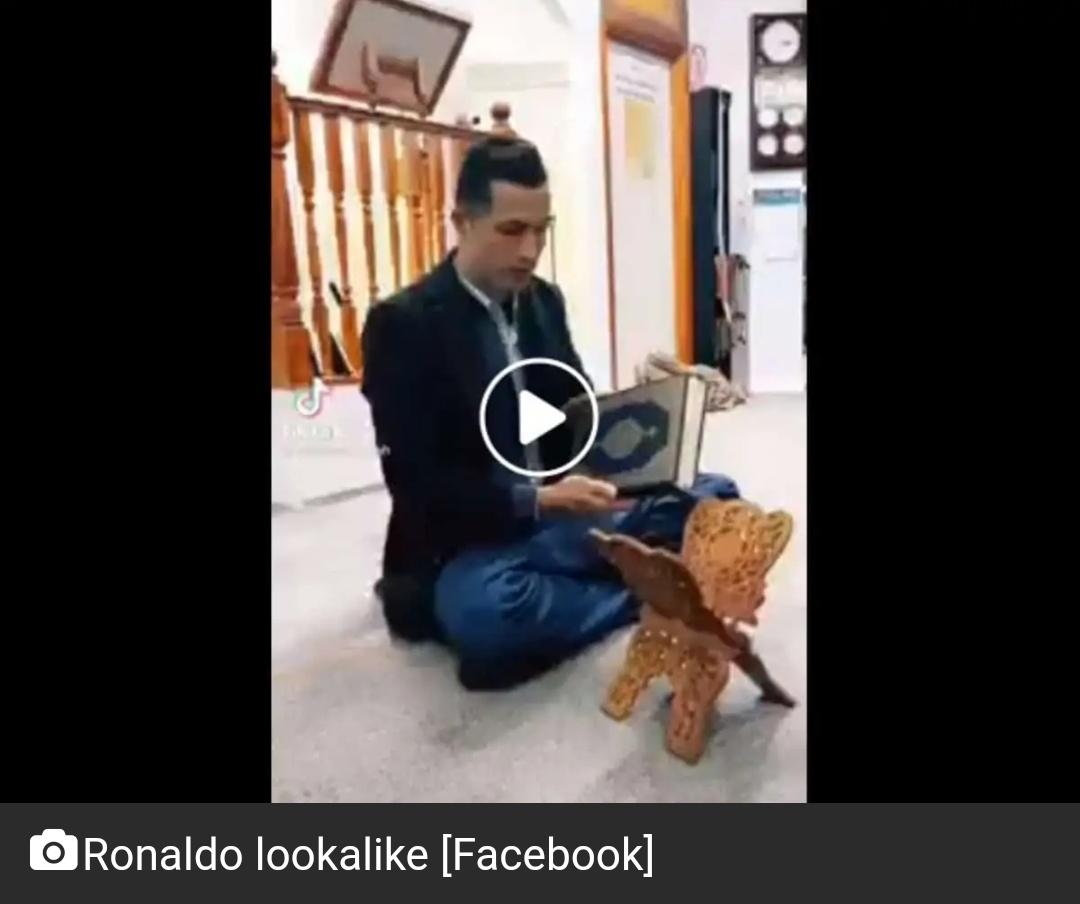 फैक्ट चेक: क्या क्रिस्टियानो रोनाल्डो ने मस्जिद में पढ़ी कुरान? 4
