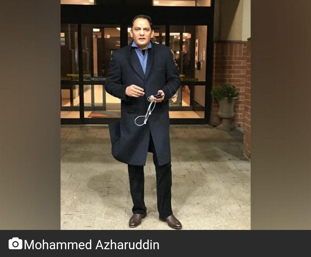 बीसीसीआई के सात सदस्यीय कार्यकारी समूह में मोहम्मद अजहरुद्दीन का नाम शामिल! 1