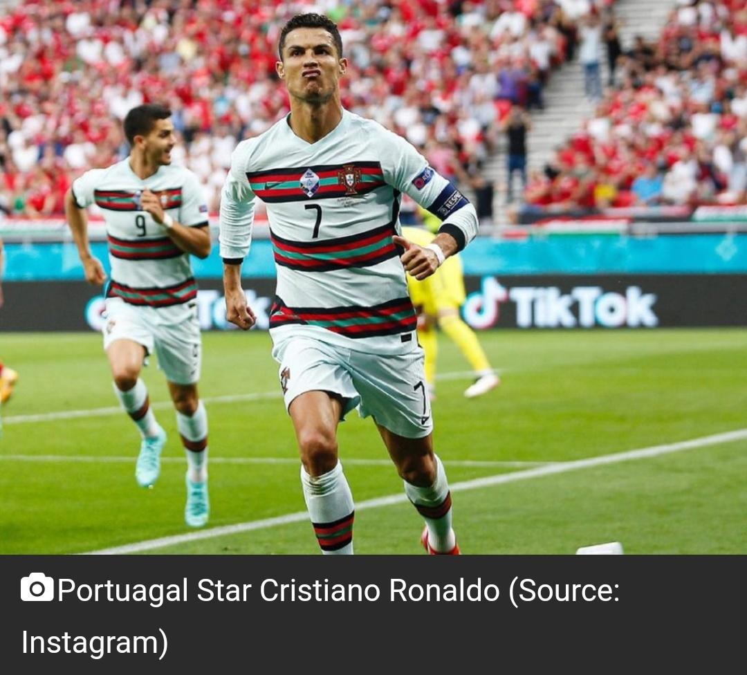 पुर्तगाल के क्रिस्टियानो रोनाल्डो ने जीता यूरो 2020 गोल्डन बूट 19