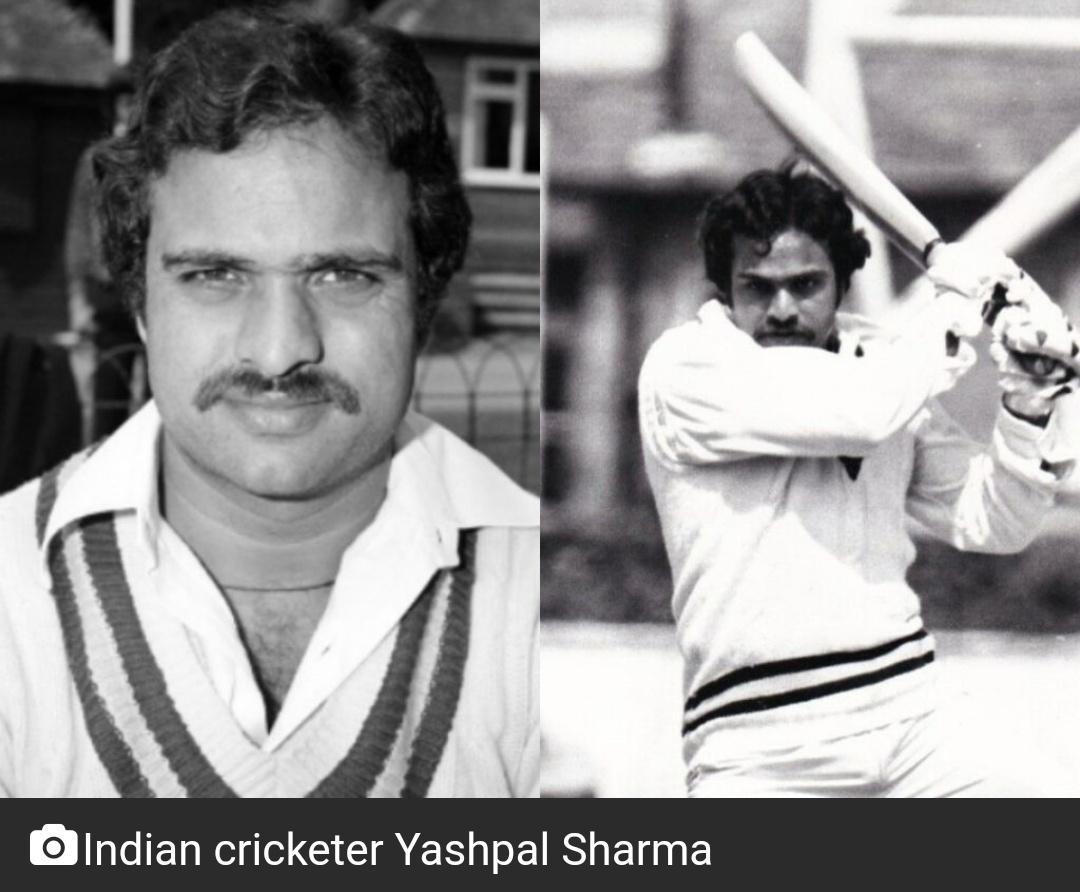 1983 की विजेता टीम के सदस्य, भारतीय बल्लेबाज यशपाल शर्मा का निधन 17