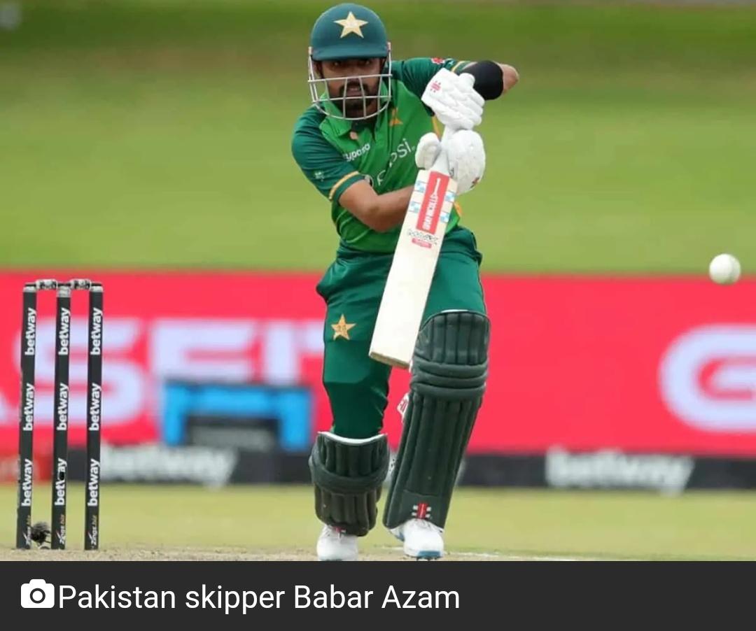 पाक कप्तान बाबर आजम ने दर्ज किया अपना सर्वोच्च एकदिवसीय स्कोर! 16