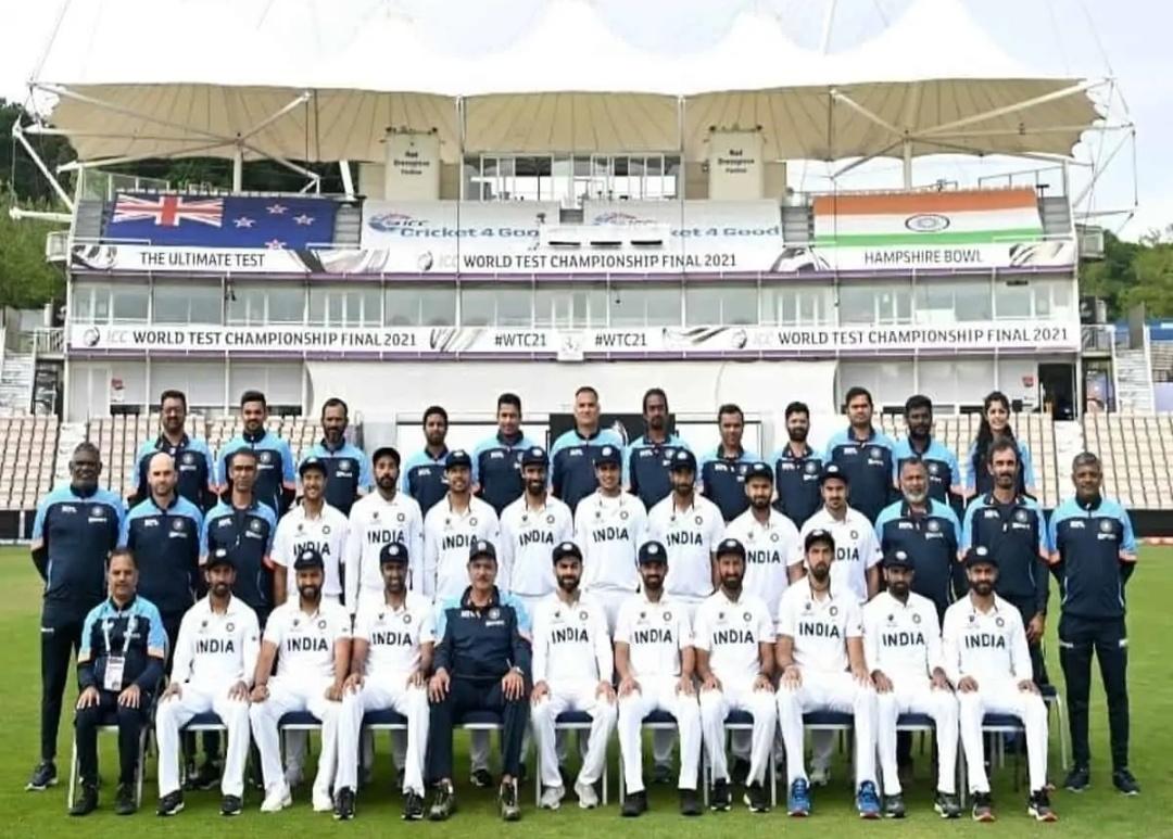 भारतीय टेस्ट टीम कोविड -19 की चपेट में, खिलाड़ी का टेस्ट पॉजिटिव! 15