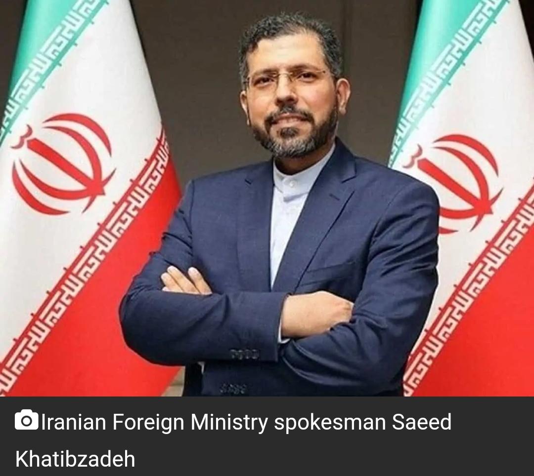"""ईरान विदेश मंत्रालय: ईरान अपहरण की साजिश """"काल्पनिक कहानी"""" है 16"""