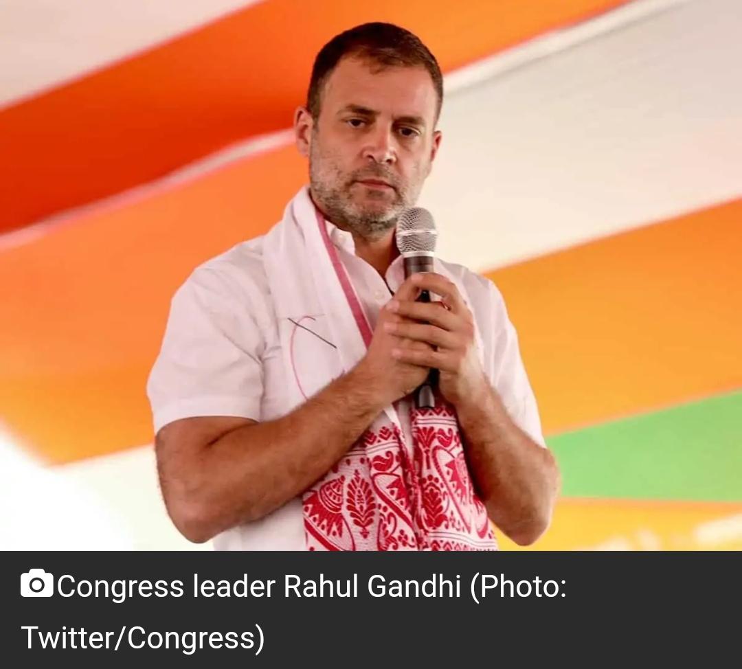 देश में चल रहा है टैक्स जबरन वसूली का राज : राहुल गांधी 14