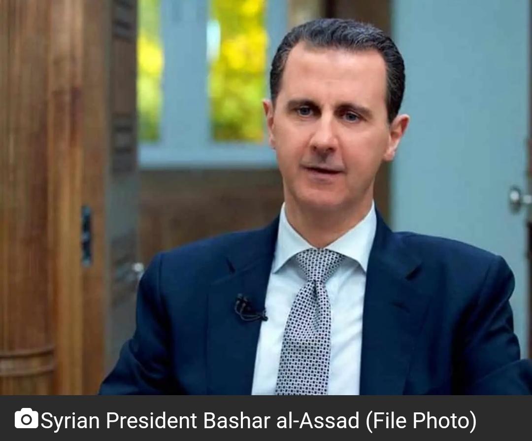 बशर अल-असद ने चौथी बार सीरिया के राष्ट्रपति के रूप में शपथ ली! 9