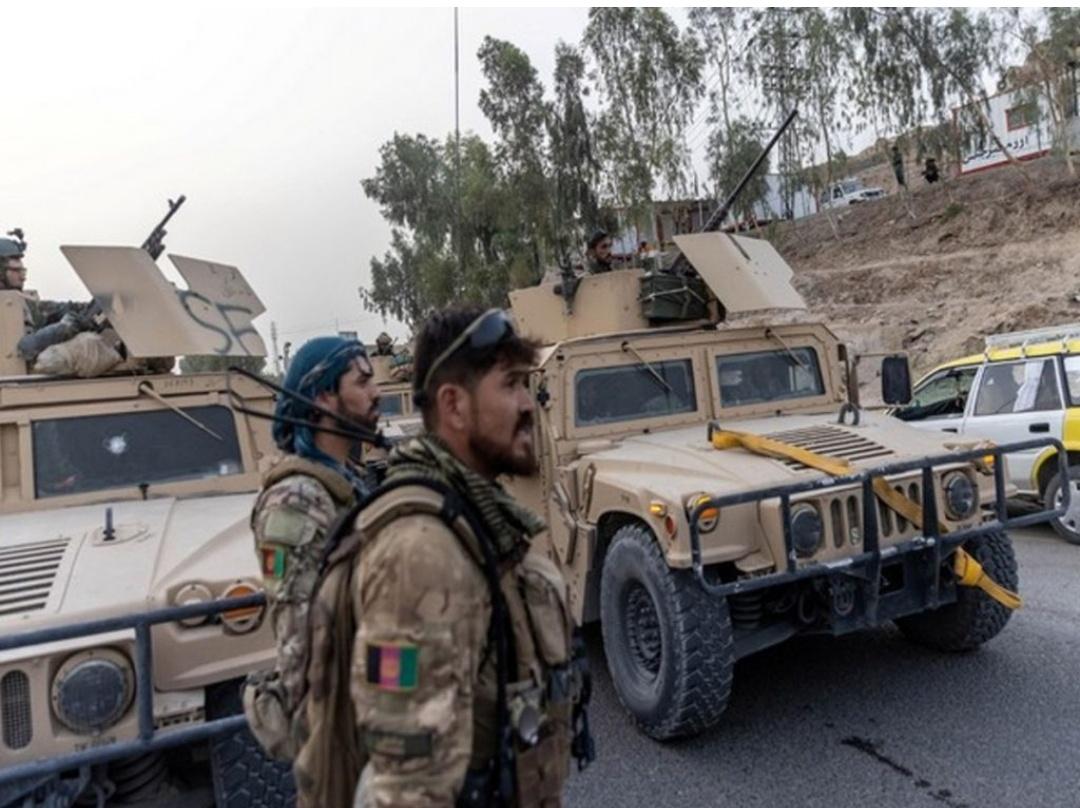 अफगान बलों ने परवान में शेख अली जिले पर नियंत्रण हासिल किया! 15
