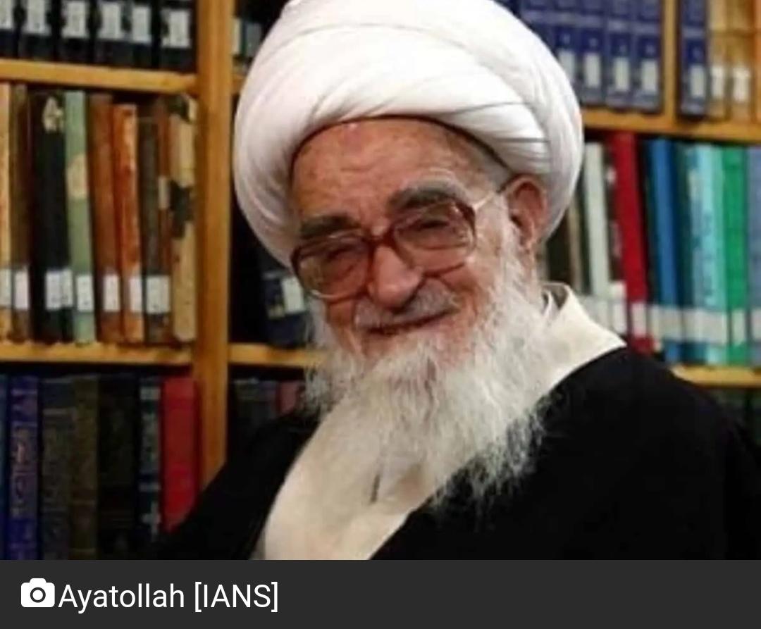 ग्रैंड अयातुल्लाह ने ईरान को तालिबान पर भरोसा नहीं करने की चेतावनी दी! 2