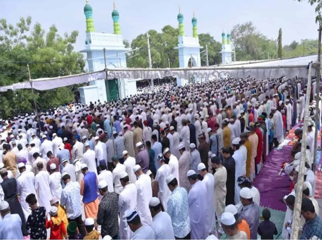 हैदराबाद: ईद-उल-अजहा की नमाज़ के लिए यातायात प्रतिबंध 15