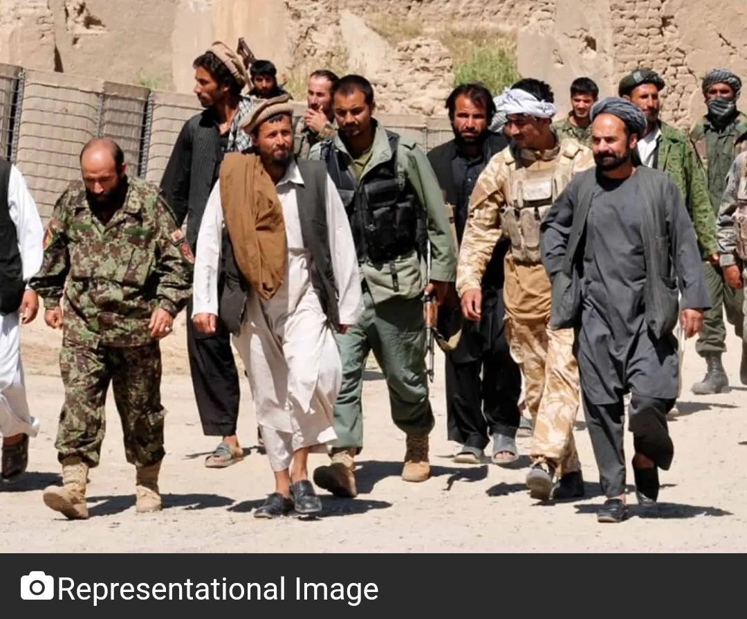 अफगानिस्तान के आधे ज़िलों पर तालिबान का नियंत्रण हो चुका है- US Gen 5