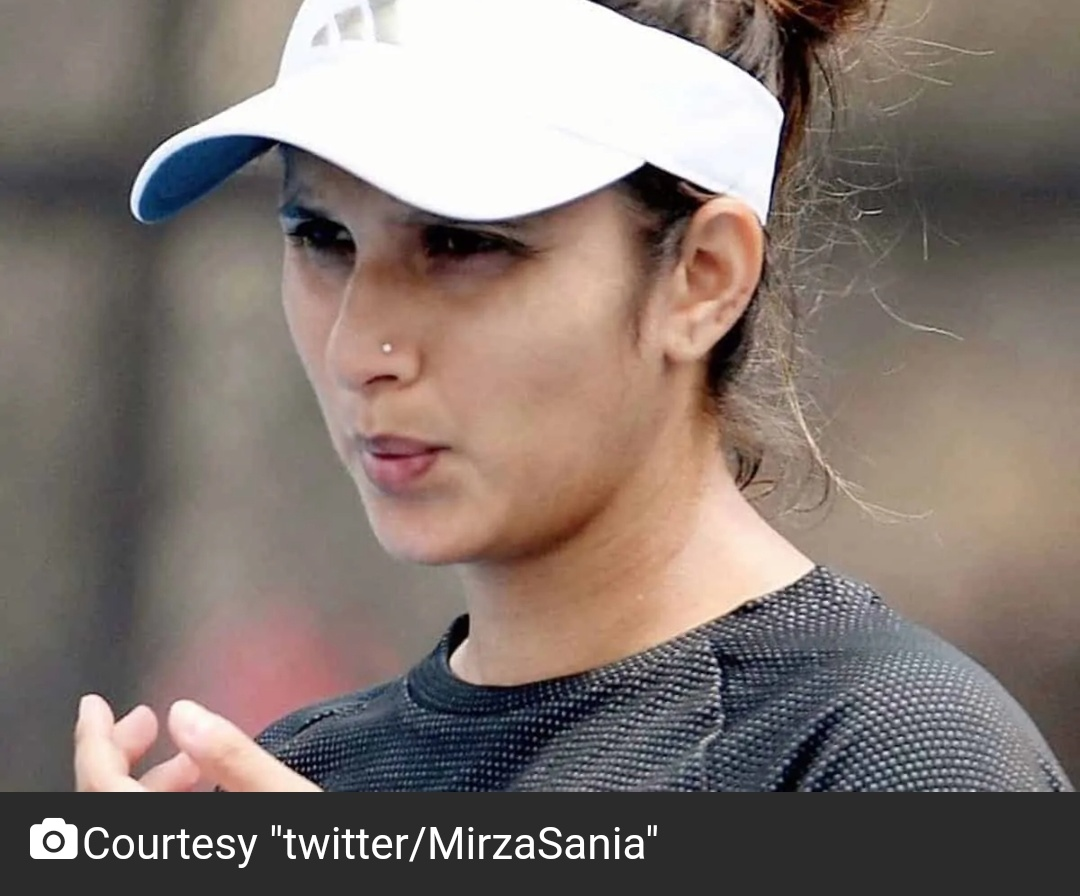 टोक्यो ओलंपिक : महिला युगल के पहले दौर में सानिया, अंकिता को मिली हार 9