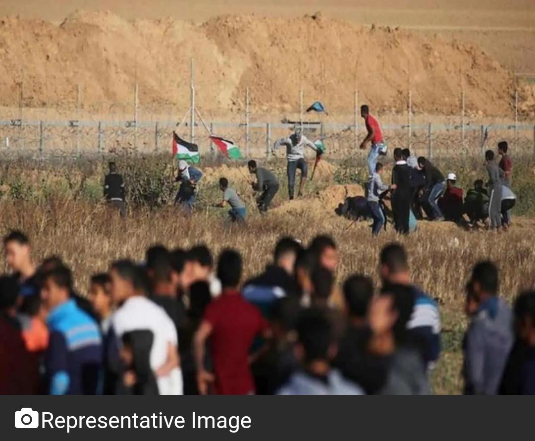 इजरायली सैनिकों द्वारा मारे गए फिलिस्तीनी किशोर: मंत्रालय 15