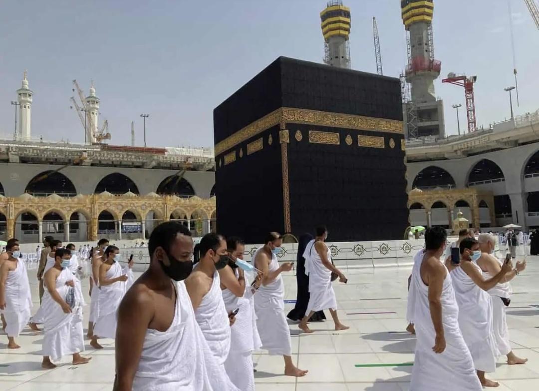 सऊदी अरब: 10 अगस्त से फिर से शुरू होगा अंतरराष्ट्रीय उमराह 9