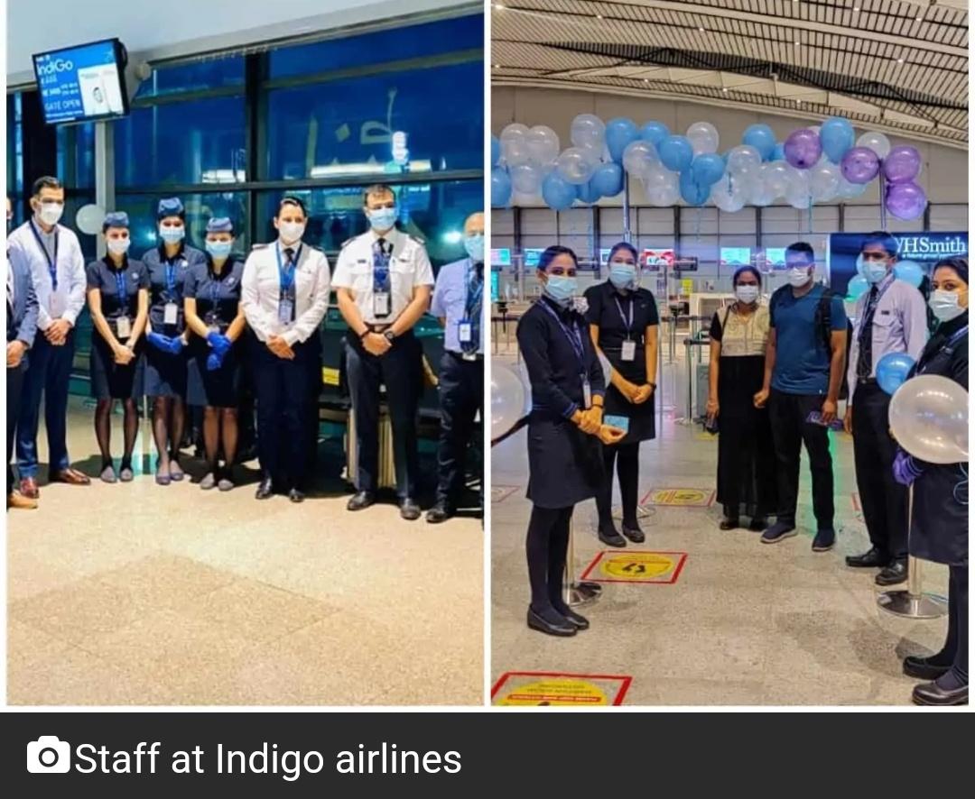 इंडिगो ने हैदराबाद से श्रीनगर के लिए सीधी उड़ान सेवा शुरू की! 1
