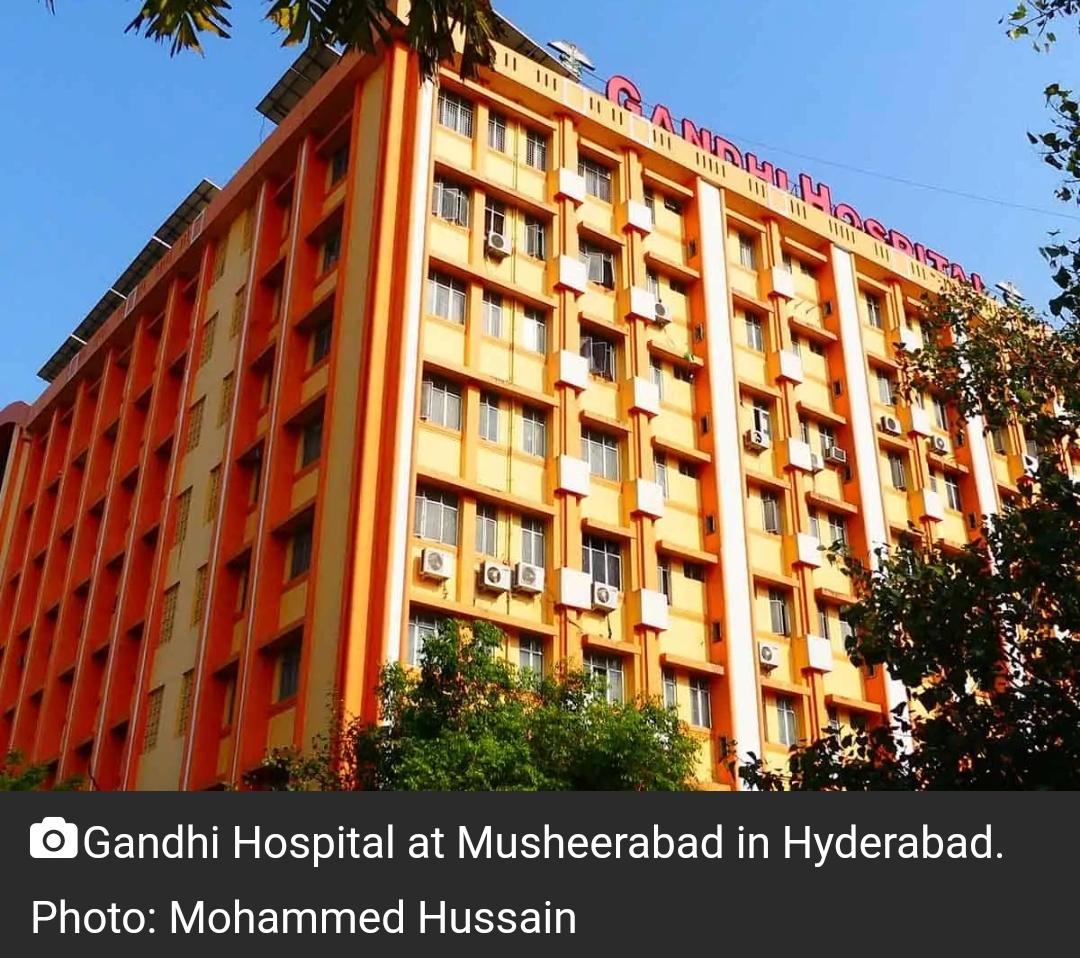 गांधी अस्पताल 3 अगस्त से गैर-कोविड सेवाओं को फिर से शुरू करेगा 19