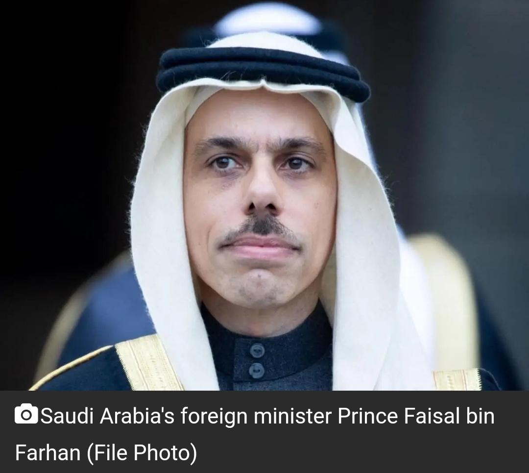सऊदी विदेश मंत्री वार्ता के लिए पाकिस्तान जाएंगे; द्विपक्षीय संबंधों को बेहतर बनाने की कोशिश! 5