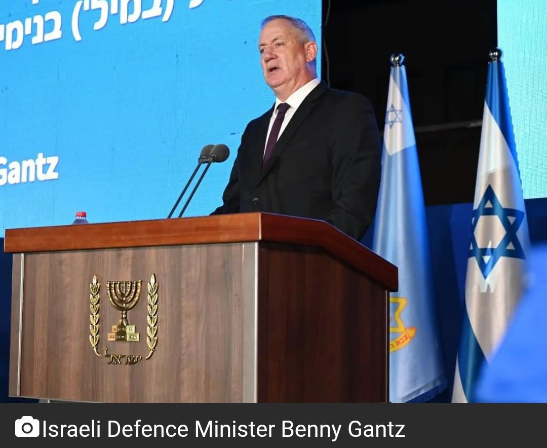 इस्राइली रक्षा मंत्री फ्रांस के समकक्ष के साथ एनएसओ से बात करेंगे! 2