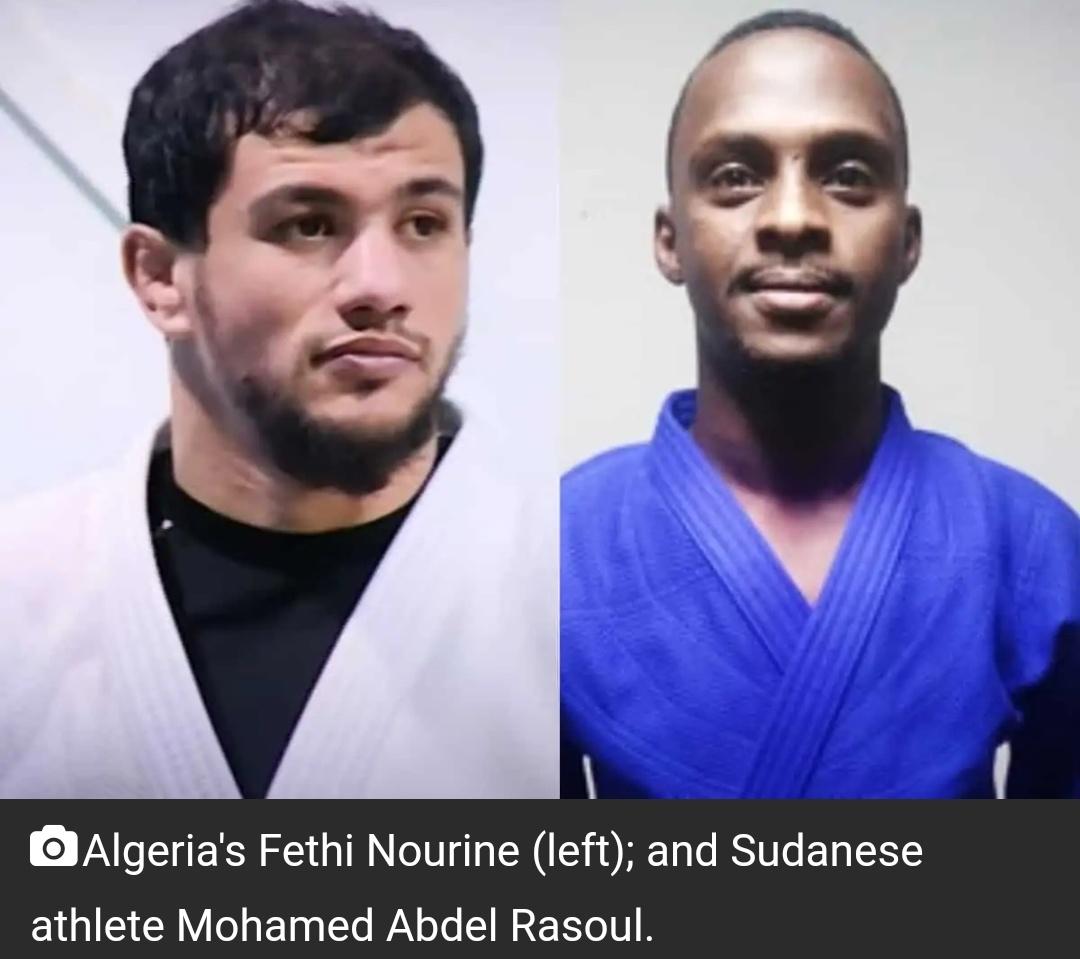 टोक्यो ओलंपिक : इजरायल के विरोध में दो मुस्लिम एथलीट पीछे हटे! 5