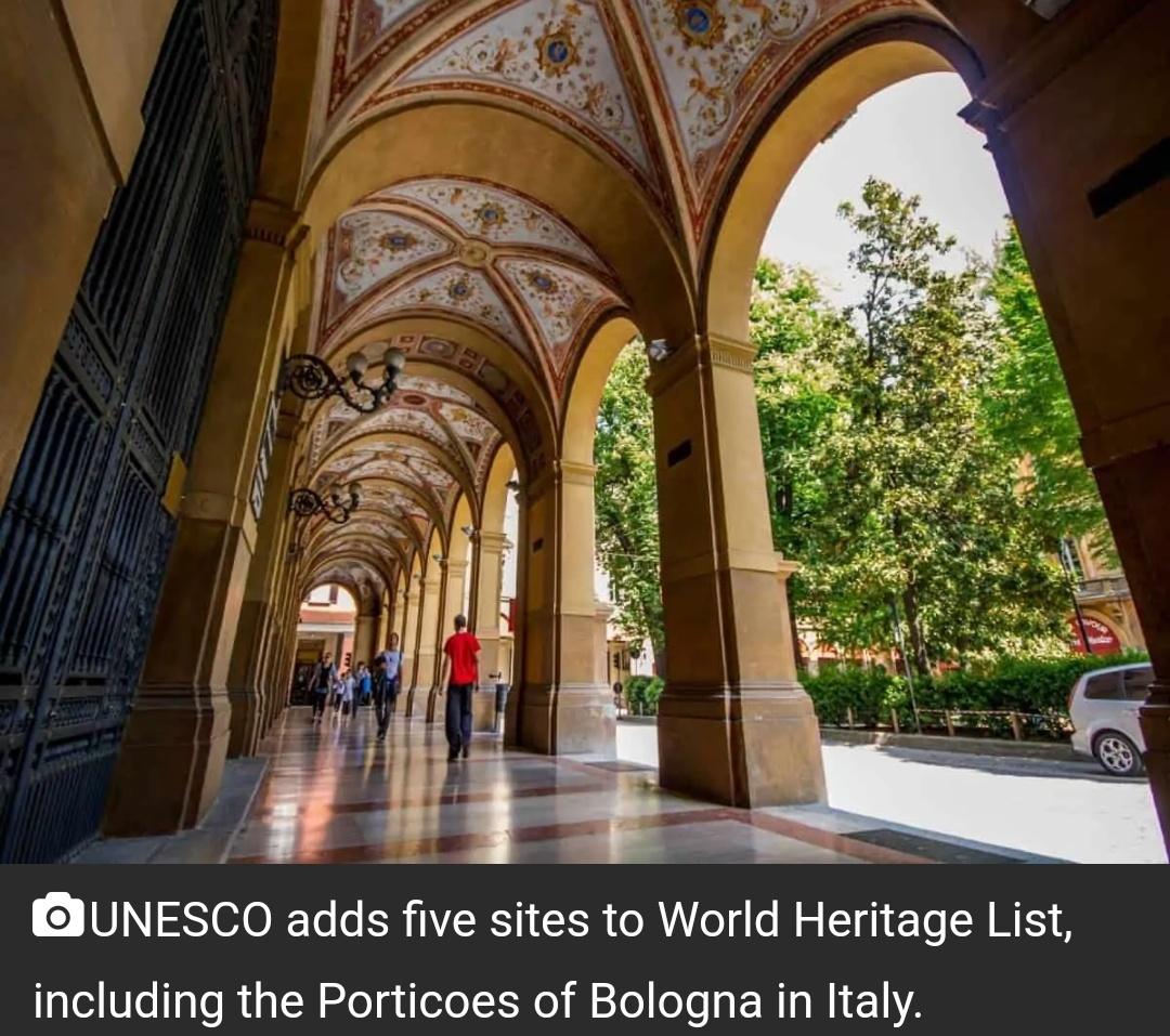 यूनेस्को ने विश्व विरासत सूची में पांच और स्थलों को जोड़ा 2