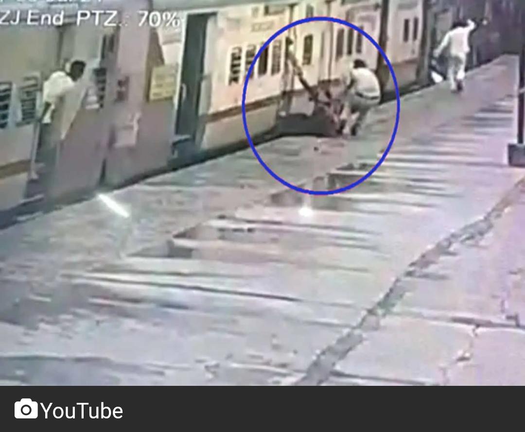 देखें: सिकंदराबाद रेलवे स्टेशन पर कांस्टेबल की सूझबूझ से बचाई जा सकी महिला की जान! 7