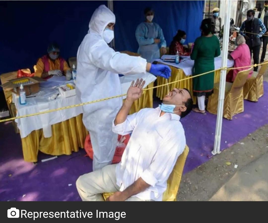 भारत में 40,134 नए कोविड मामले दर्ज! 19