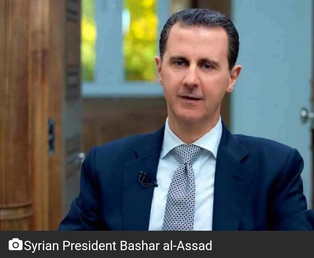 सीरिया के राष्ट्रपति ने प्रधानमंत्री से नया मंत्रिमंडल बनाने को कहा 14