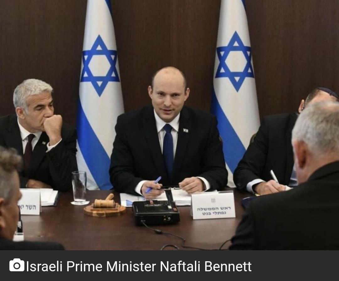 इस्राइली प्रधानमंत्री ने तेल टैंकर पर ड्रोन हमले के लिए ईरान को जिम्मेदार ठहराया! 10