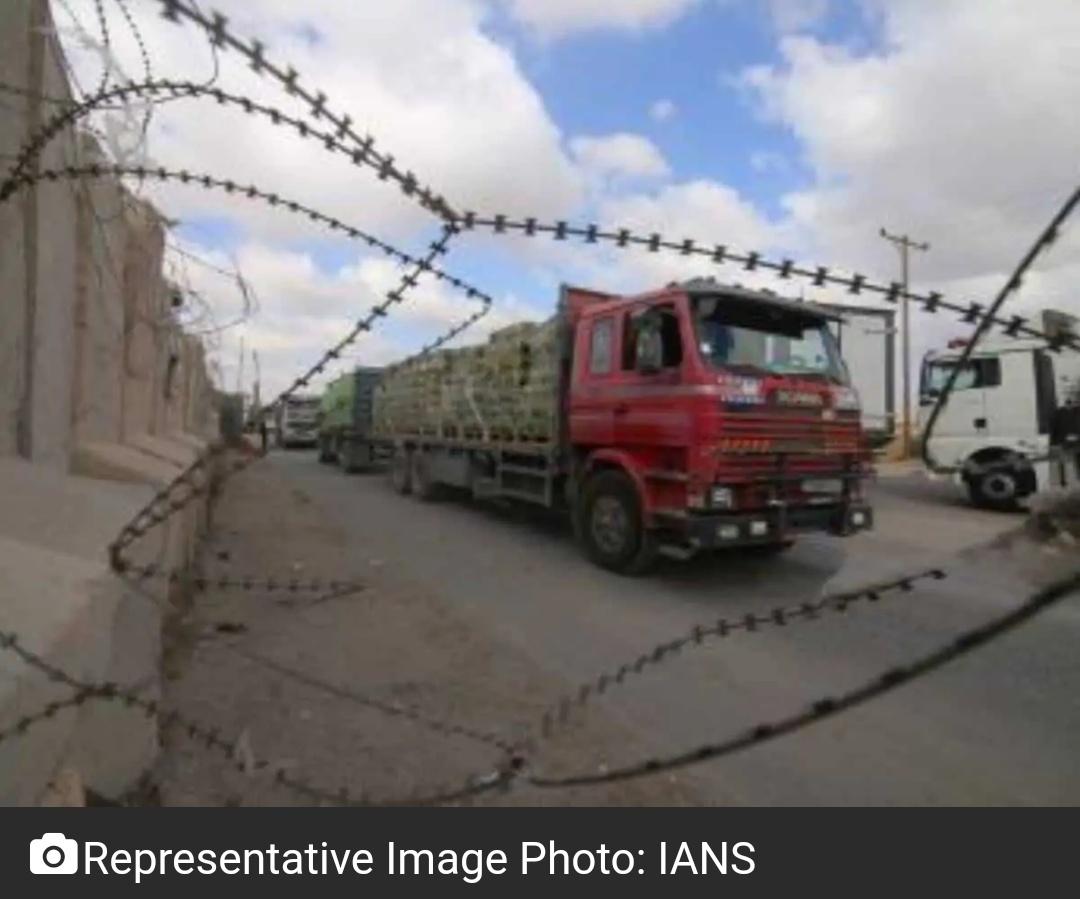 इज़राइल ने कुछ प्रतिबंधों में ढील दी: गाजा निवासी 8
