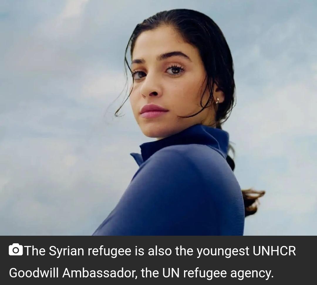 सीरियाई युद्ध से बचने से लेकर ओलंपिक में प्रतिनिधित्व करने तक; युसरा मर्दिनी की आशा की कहानी 2