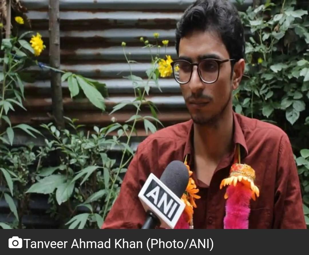 J-K के तनवीर अहमद खान ने IES परीक्षा में दूसरी रैंक हासिल की 6