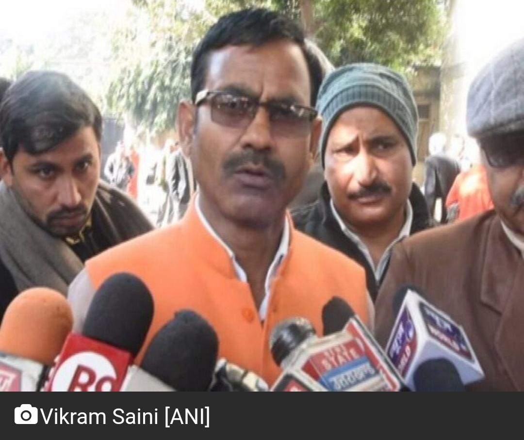 मुजफ्फरनगर दंगा : अदालत ने भाजपा विधायक के खिलाफ़ आरोप तय किए 18