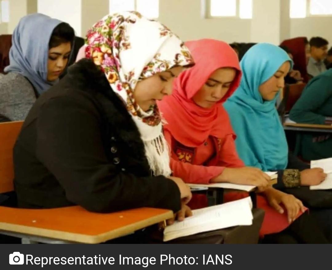 कर्नाटक में अफगान छात्रों ने अनिश्चितता के बीच दी परीक्षा 5